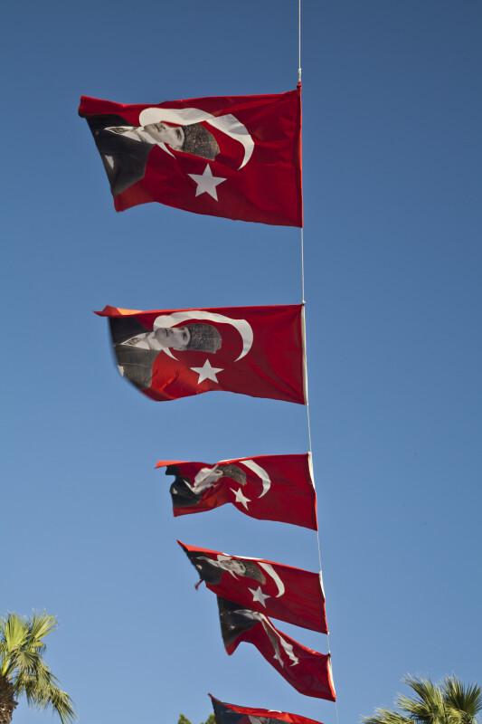 Atatürk Banners