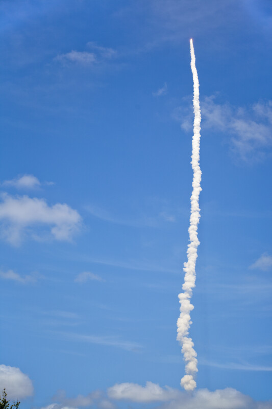 Atlantis Launch