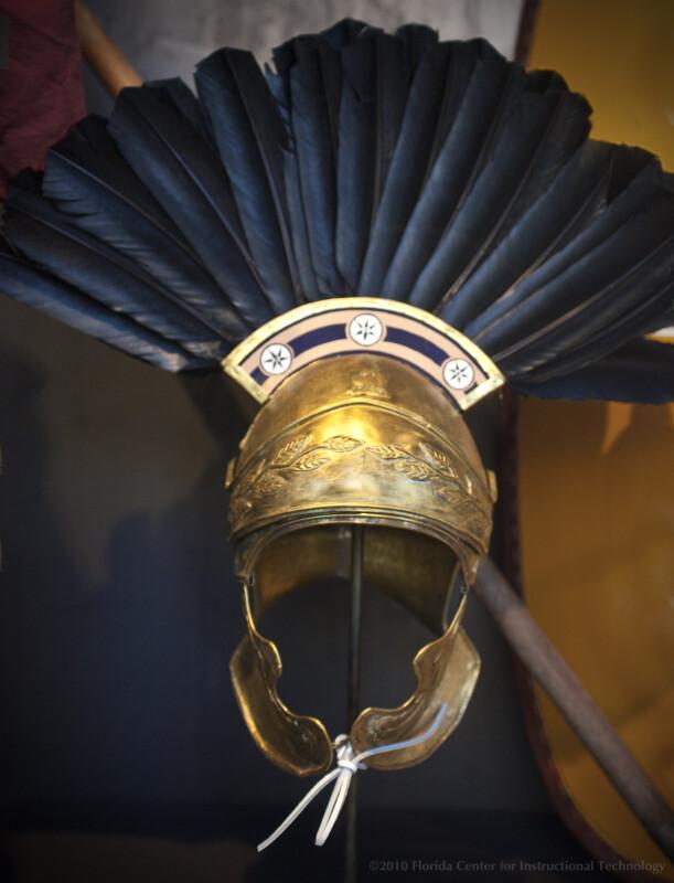 Attican Centurion Helmet