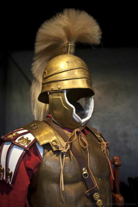 Attican-Syle Helmet
