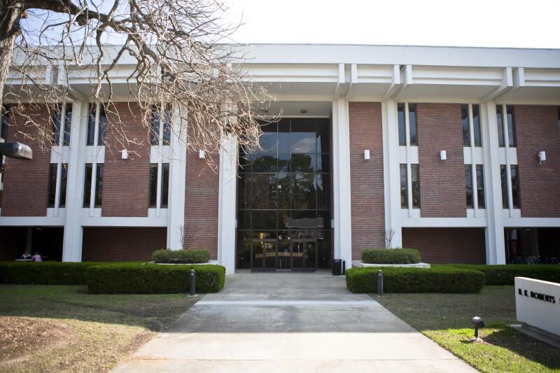 B. K. Roberts Hall