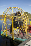 Back of an Airboat