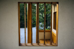 Bamboo Window
