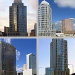 Bank Buildings photographs