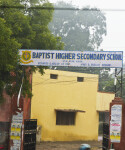 Baptist Higher Secondary School