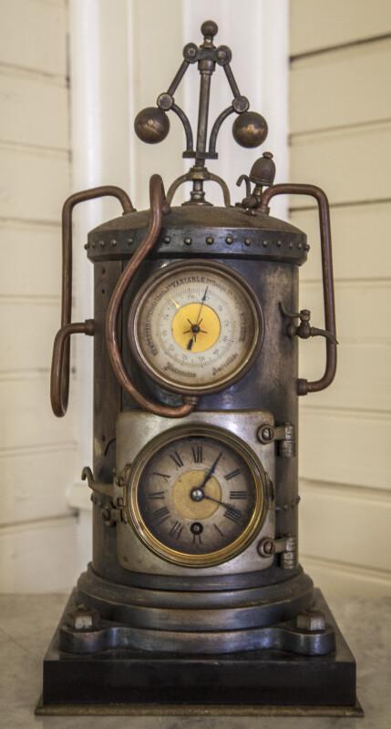 Barometer at Luis Muñoz Rivera Home