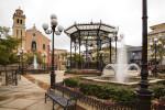 Barranquitas Town Plaza