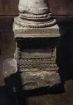 Base of a Stone Column at the Basilica Cistern