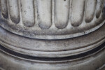 Base of Column