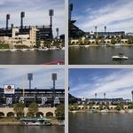 Baseball Parks photographs