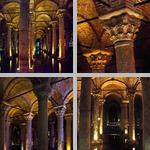 Basilica Cistern photographs