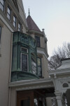 Bay Window in Bronze