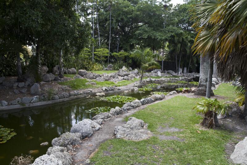 Bayfront Pond