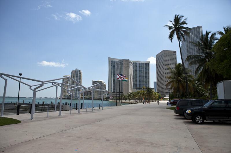 Bayfront Walkway