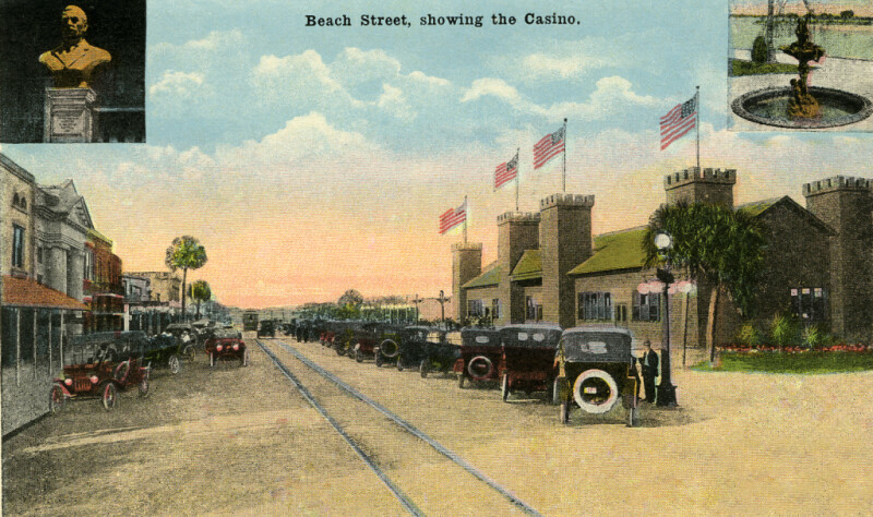 Beach Street, Showing the Casino