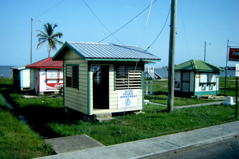Belize Police Department