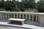 Bench and Balustrades