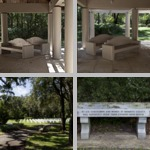 Benches photographs