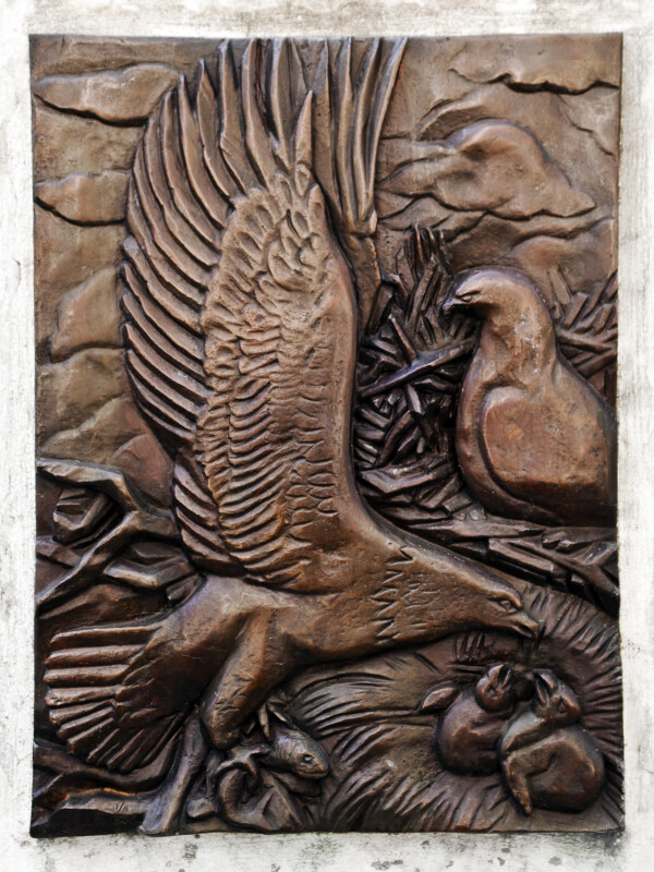Birds in Bronze