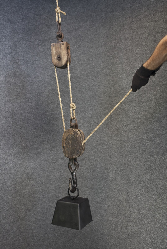 Block and Tackle Lifting