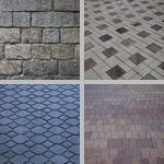 Block Pavements photographs