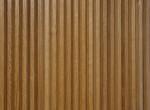 Blond Vertical Paneling