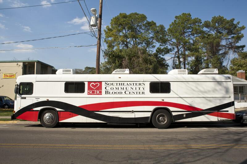 Blood Bus