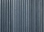 Blue-Grey Vertical Paneling