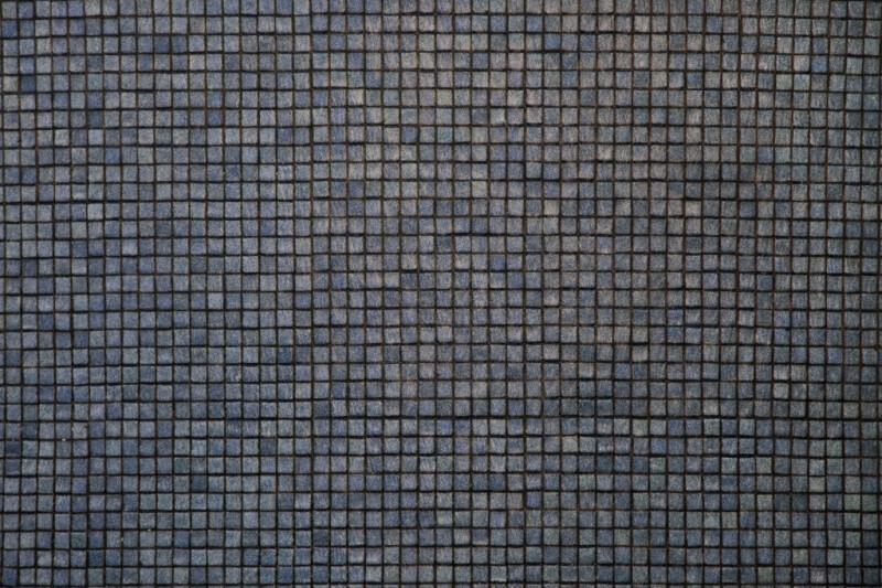 Blue Tile Grid