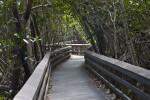 Boardwalk Bending at Linear Angles