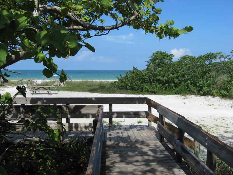 Boardwalk End