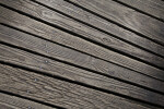 Boardwalk Planks on a Diagonal