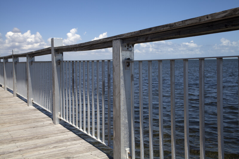 Boardwalk Railing