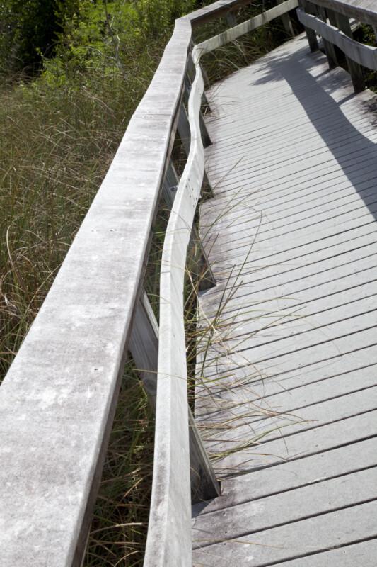 Boardwalk Railing