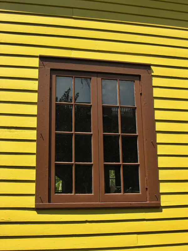 Boathouse Window