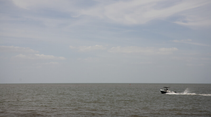 Boating on Cedar Key