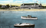 Boats at the Bathing Beach and Casino