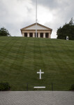Bobby Kennedy's Grave and Arlington House