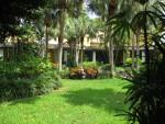 Bonnet House Courtyard