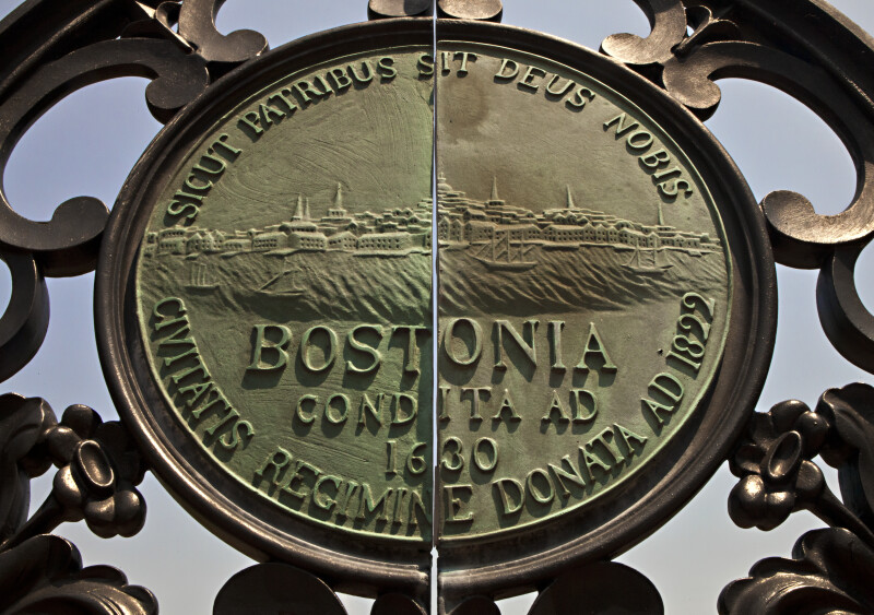 Boston City Seal