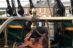 Brass Knobs and Carronades