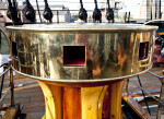 Brass on the Top of the Capstan