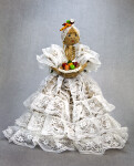 Brazilian Doll in Traditional Costume (Full View of Figure)