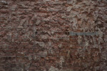 Brick Wall with Distinctive Texture at the Artis Royal Zoo