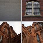 Brick Walls photographs