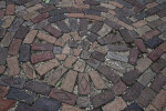 Bricks That Were Laid in a Circular Pattern