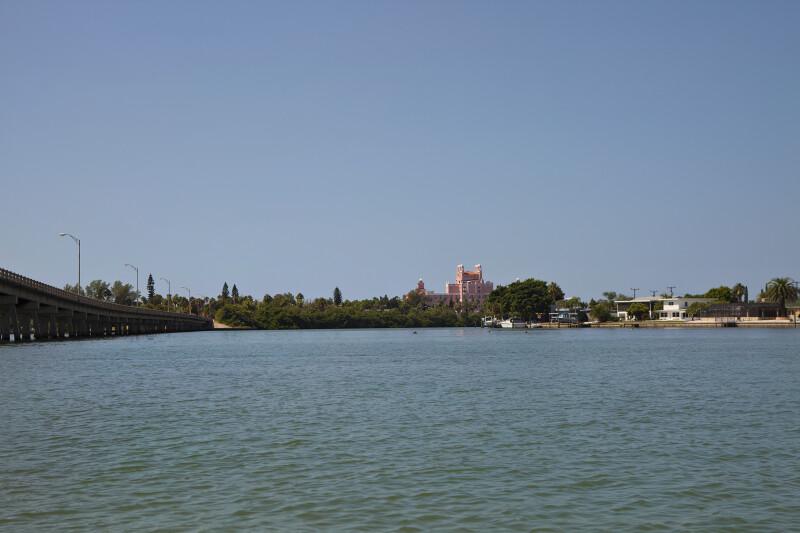 Bridge and Shoreline