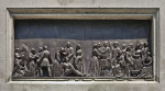 Bronze Bas-Relief of the Sanitary Commission on the Soldiers and Sailors Monument at Boston Common