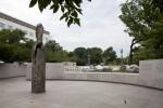 Bronze Cranes on Pedestal