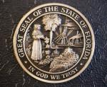 Bronze Florida Seal